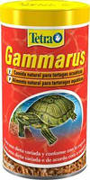 Корм Tetra Gammarus для черепах в гранулах, 250 мл