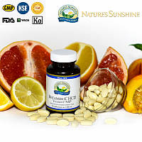 Витамин С НСП Vitamin C NSP Натуральный комплекс с флавоноидами, ацеролой и шиповником