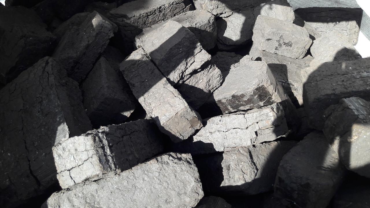 Уголь, топливные брикеты из торфа