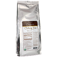 Certified Organic Loose Leaf Oolong Tea, Swanson, 3.5 oz (100 грамм) Pkg