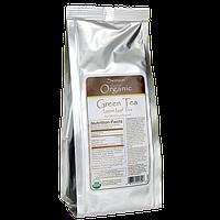 Certified Organic Loose Leaf Green Tea, Swanson, 3.5 oz (100 грамм) Pkg