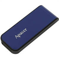 Флеш-драйв APACER AH334 16GB Blue