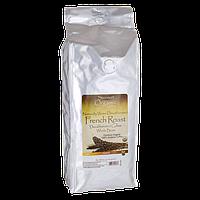 French Roast Decaf Whole Bean Organic Coffee - Dark, Swanson, 1 lb (454 грамм) Pkg