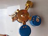 Редуктор с манометром кислородный БКО-50-5 (25 МПа) Точ.Прибор алюминий, фото 3
