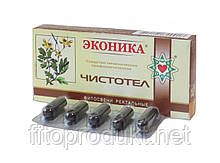 Чистотіл фитосвечи протизапальний засіб №10 Еконіка™