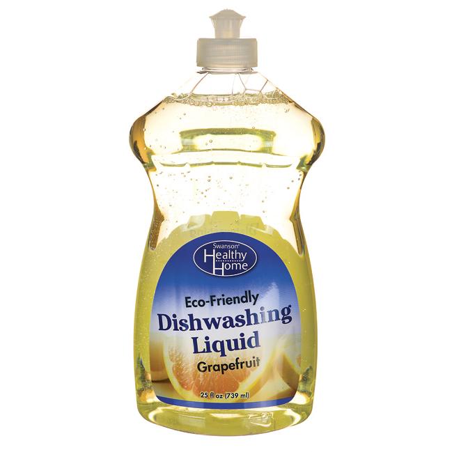 Eco-Friendly Dishwashing Liquid, Swanson, 25 fl oz (739 мл) жидкий