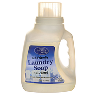 Eco-Friendly Laundry Soap Unscented, Swanson, 50 fl oz (1.48 L) жидкий