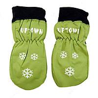 Детские теплые перчатки удобные ПД1291