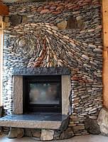 Фазы горения древесины в каминной топке