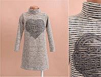 Теплое платье для девочки на возраст 8, 14лет Турция;Orko