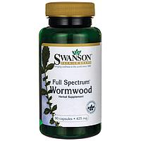 Полынь, Full-Spectrum Wormwood (Artemisinin), Swanson, 425 мг, 90 капсул