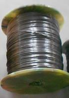 Проволока с нержавеющей стали 0,5 кг, диаметр проволоки 0.45 мм.
