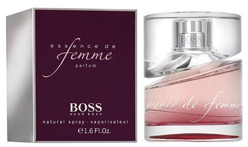 Hugo Boss Essence de Femme парфюмированная вода 75 ml. (Хуго Босс Ессенсе де Фем)