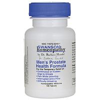 Men's Prostate Health Formula, Swanson, 100 таблеток