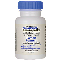 Female Formula, Swanson, 100 таблеток