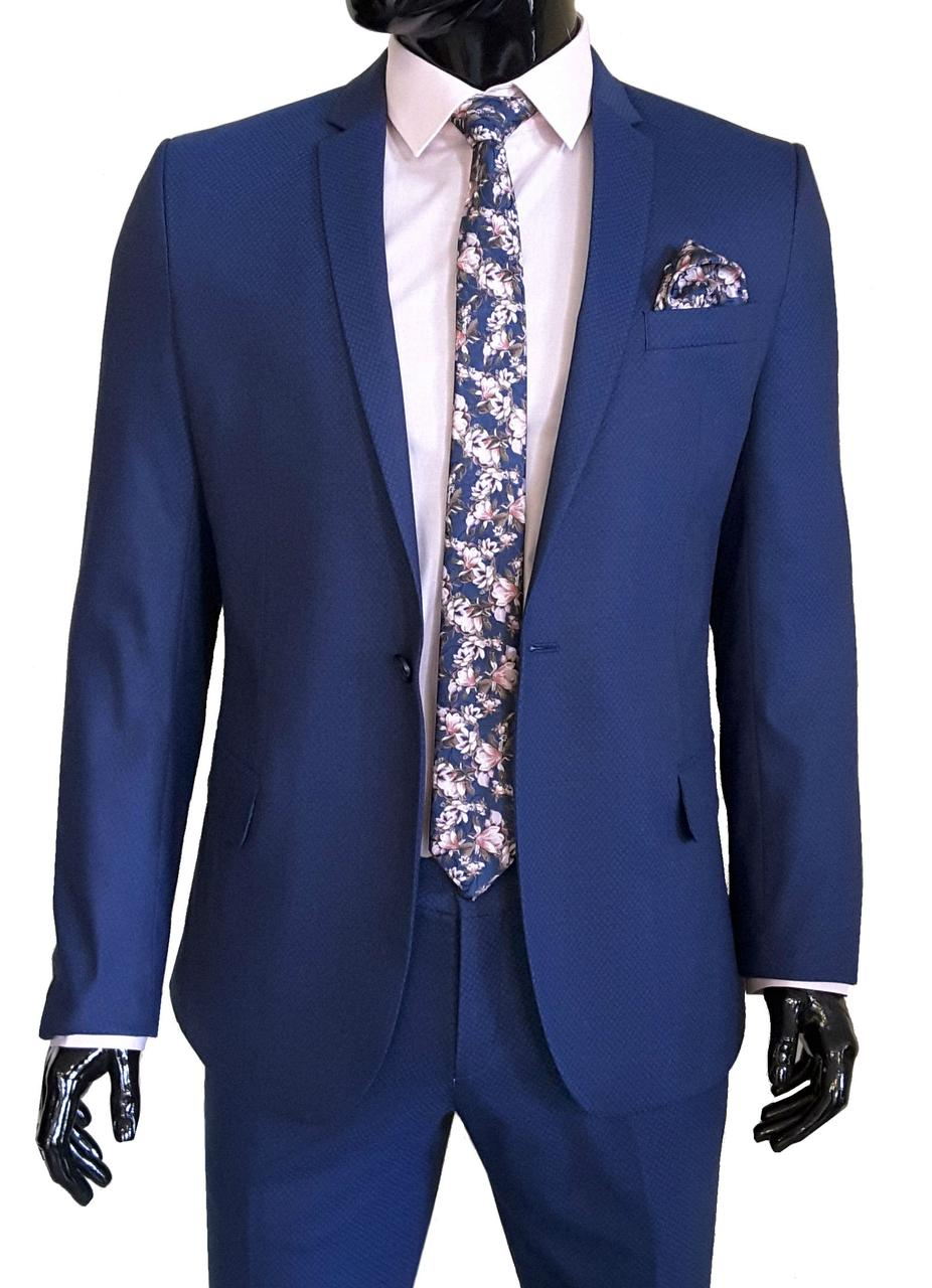 1696356f9b34a Классический мужской костюм № 94/3-128 - MATTEO 6, цена 2 700 грн ...