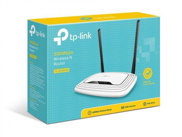 Роутер Wi-Fi TP-Link TL-WR841N Новый Гарантия!