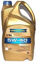 Моторное масло  Ravenol VSI (Равенол) 5W-40 5л