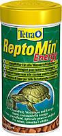 Корм Tetra ReptoMin Energy для черепах в гранулах, 100 мл