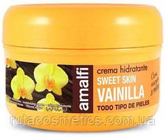 Amalfi Sweet Skin Cream Крем універсальний «Ваніль» для рук, ніг і тіла