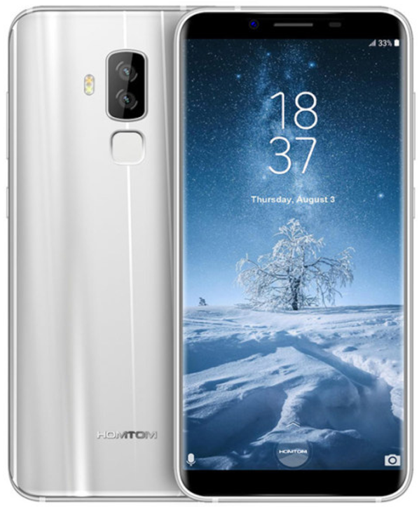 Homtom S8 4/64 Gb silver