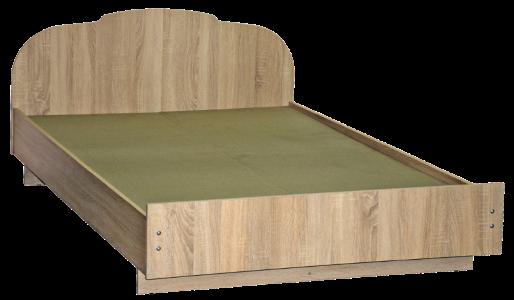 Кровать (ДСП) 1,6х1,9
