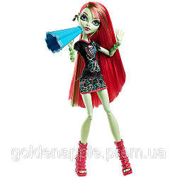 Кукла Монстер Хай Венера Мухоловка Командный Дух Monster High Venus McFlytrap Ghoul Spirit