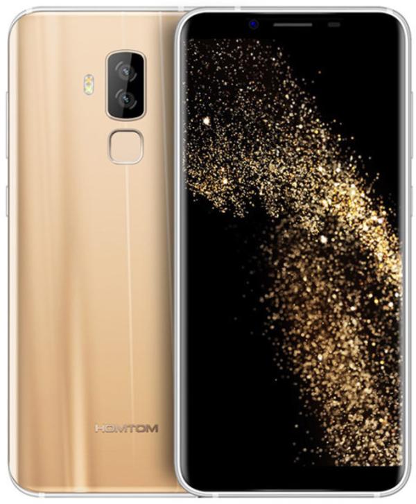 Homtom S8 4/64 Gb gold