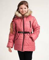 Куртка зима для девочки р.134