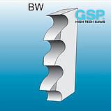 Пила дискова відрізна GSP для віконного армування низькообертові HSS, фото 2