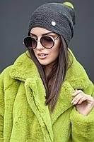 Шапка женская №188 (6 цв), шапки оптом, в розницу, шапки от производителя, фото 1