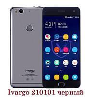 "IVARGO V210101 Silver \Black 3Gb RAM \ 32 ГБ ROM Snapdragon 615 Octa Ядро 5.0"" 1920x1080 NFC отпечаток пальца"