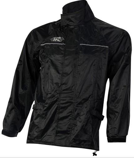 Куртка дощовик Oxford Rainseal Over Jacket Black S