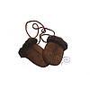 Детские меховые варежки на натуральной овчине, ECL (Англия)