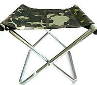 Складной стул без спинки