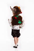 Детский карнавальный костюм Ежик лесной, рост 100-125 см