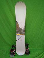 Сноуборд Rossignol accelerator 156 см + нове кріплення
