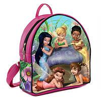 Розовый детский рюкзак с принтом Феи Диснея и Динь Динь