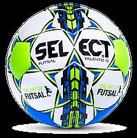 М'яч для футзалу юніорський Select Futsal TALENTO 13 106243 розмір 57-59 см