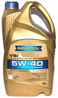 Моторное масло  Ravenol VSI (Равенол) 5W-40 4л