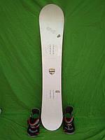 Сноуборд Ride 155 см + нове кріплення