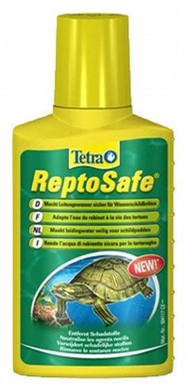 Кондиционер Tetra ReptoSafe для подготовки воды для рептилий, 100 мл - Интернет-зоомагазин Royal Zoo в Харькове