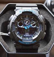 Часы Casio G-Shock GA-100CB-1A, фото 1