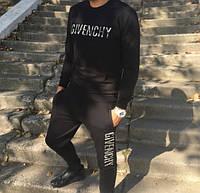 Спортивный костюм GIVENCHY D2225 черный