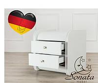 Прикроватные тумбы Соната Мебель Германия.