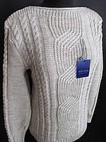 Теплые вязанные кофты для женщин, фото 1