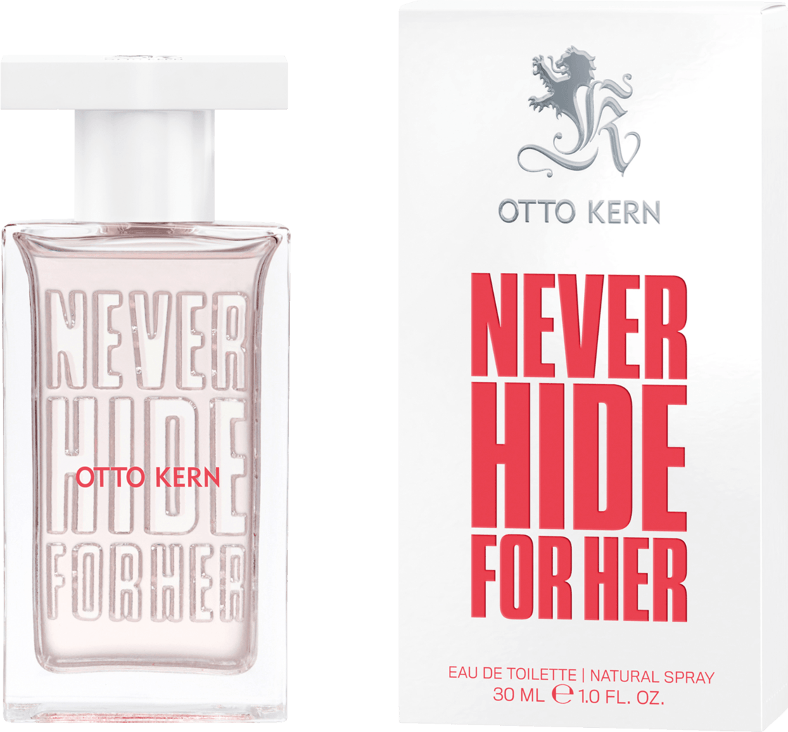 Туалетная вода Otto Kern Never Hide women 30 ml