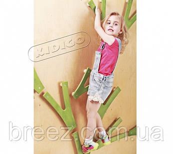 Детский скалодром Невероятные веточки на каркасе, фото 2