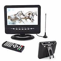 "Телевізор з акумулятором NS-901 9"" (USB/ТВ)"