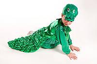 Детский костюм Крокодил, рост 110-120 см